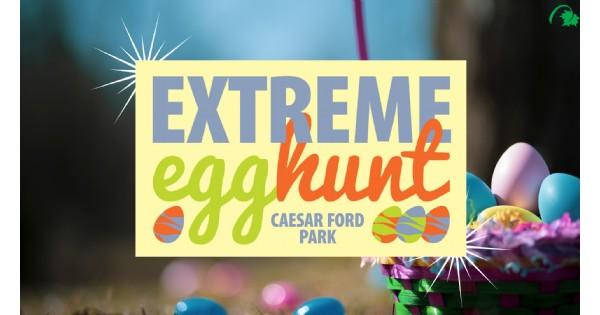 Extreme (Adult) Egg Hunt