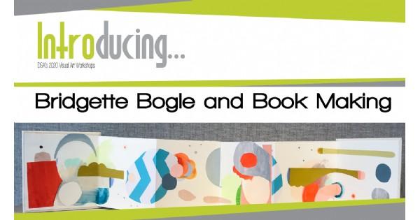Introducing...Bridgette Bogle an Book Making