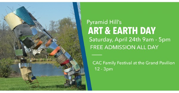 Pyramid Hill Invites You to Art & Earth Day