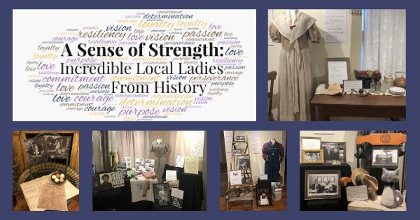 A Sense of Strength: Incredible Local Ladies from History