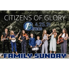 Citizens Of Glory In Concert at First Grace