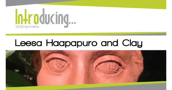 Leesa Haapapuro and Clay