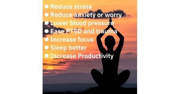 FREE NeuroYoga.Zone™ Meditation Meetup (On-line)
