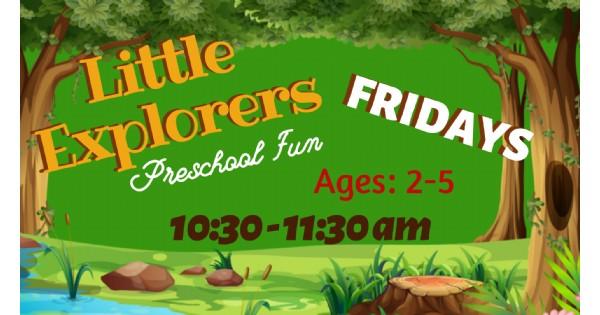 Little Explorers Preschool Fun