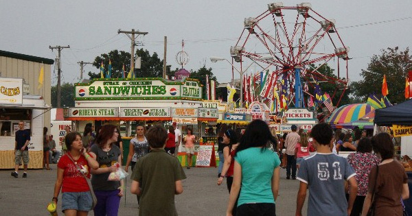 County Fairs around the Miami Valley