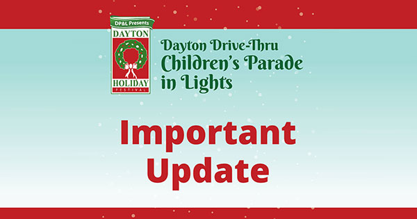 Downtown Dayton Drive-thru Parade Canceled
