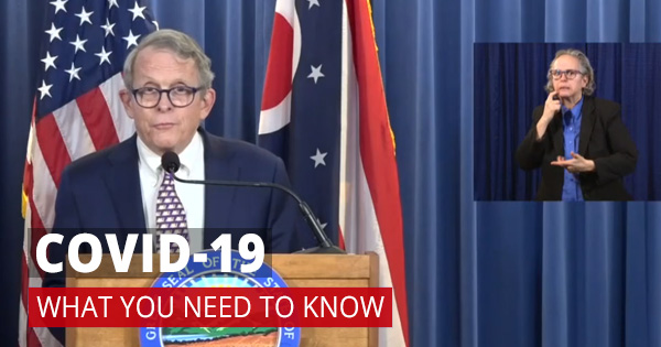 DeWine says restaurants can reopen this month