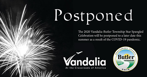 Vandalia-Butler Star-Spangled Celebration postponed, not cancelled