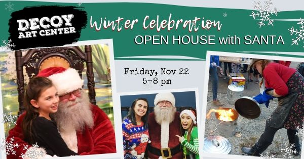 Open House with Santa