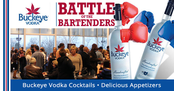 The Buckeye Vodka Battle of the Bartenders