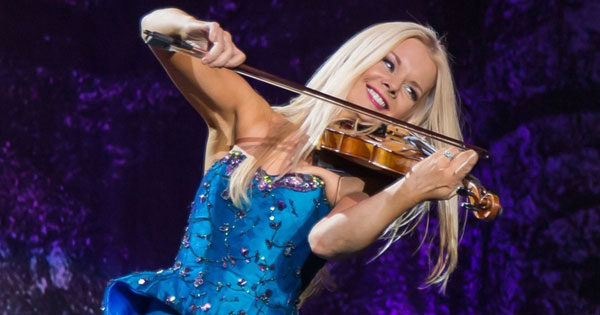 Behind the Scenes with Celtic Woman Mairead Nesbitt