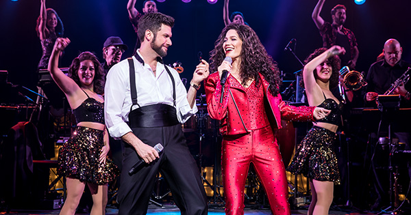 Gloria Estefan Broadway Musical Coming Dayton