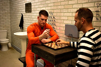 Escape Games Beavercreek - Prison