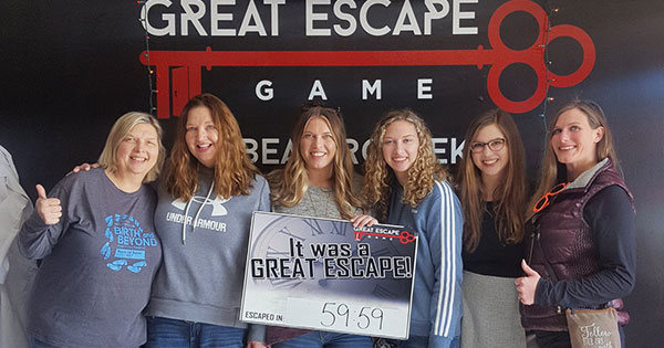 Ready to escape reality? The Great Escape Game reopens today