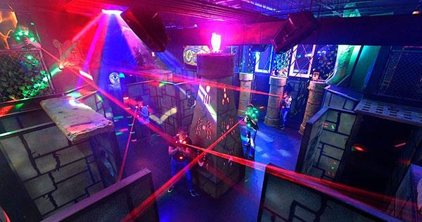 Time for family fun: Laser Web Dayton reopens June 11