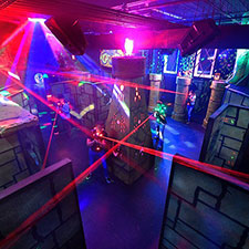 Time for family fun: Laser Web Dayton reopens June 11
