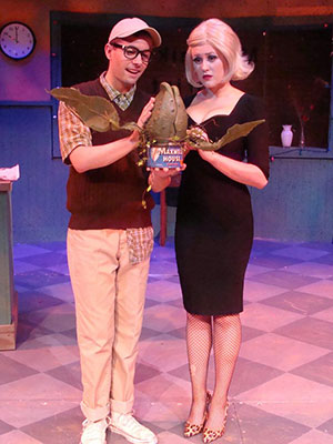 Little Shop of Horrors at LaComedia Dinner Theatre