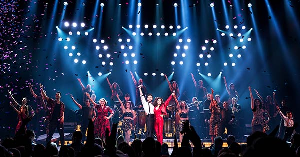Review: ON YOUR FEET!