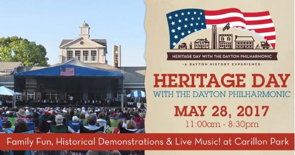Dayton Heritage Festival at Carillon Park