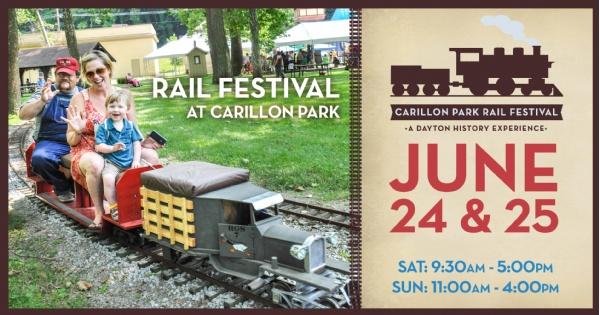 Rail Festival at Carillon Park