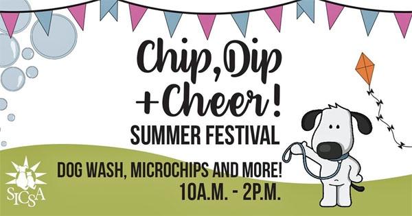 Chip, Dip & Cheer Summer Festival