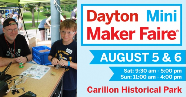 Dayton Mini Maker Faire