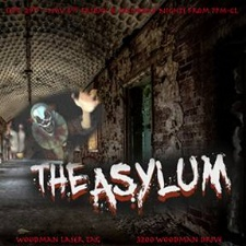 The Asylum at Woodman Laser Tag