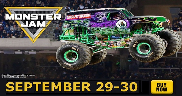 Monster Jam at WSU Nutter Center