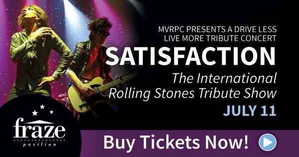 Satisfaction - Rolling Stones Tribute Show