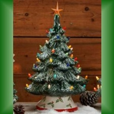 Vintage Holiday Tree Painting Workshop