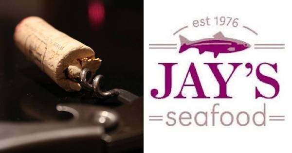 Wine Tastings at Jay's Seafood