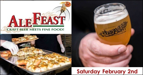 AleFeast 2019 - Where Craft Beer Meets Fine Food