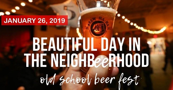Dayton Brew Ha-Ha Craft Beer Event