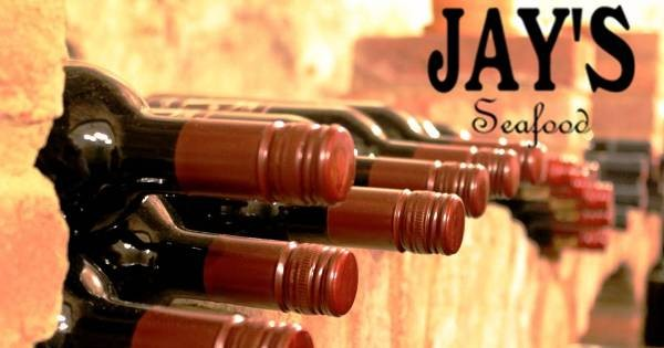 Burgundy Wine Luncheon at Jay's Seafood