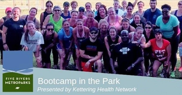 Free Bootcamp in the Park at Riverscape