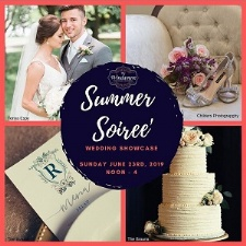 Summer Soiree' Wedding Showcase