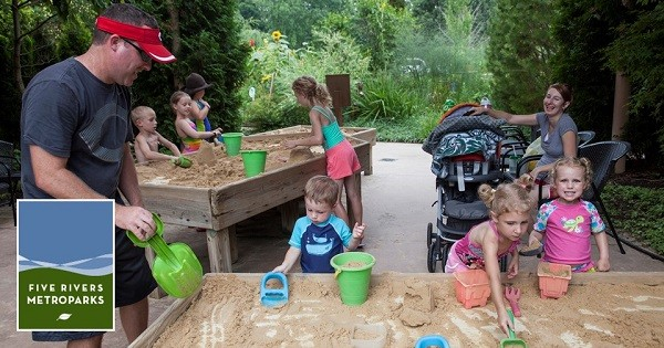 MUD DAY at Wegerzyn Garden Center