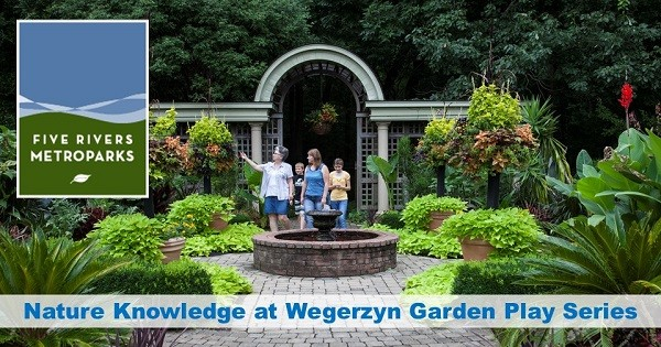 Nature Knowledge at Wegerzyn Garden Center