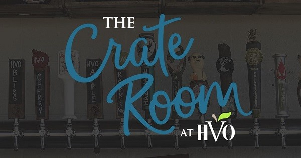 The Crate Room at Hidden Valley Orchards