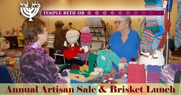 Annual Artisan Fair & Brisket Lunch