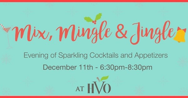 Mix, Mingle & Jingle at HVO
