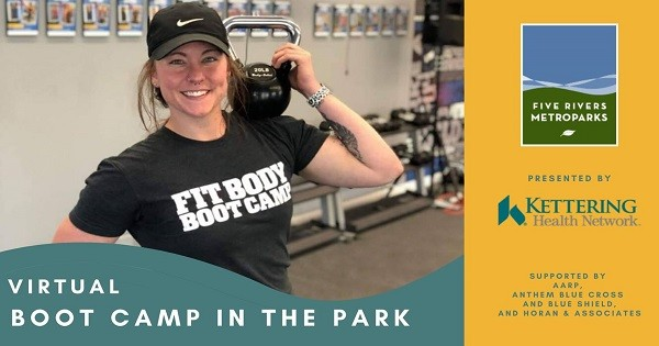 Virtual Boot Camp in the Park