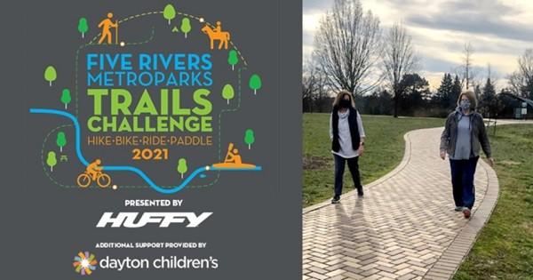 2021 Five Rivers MetroParks Trails Challenge