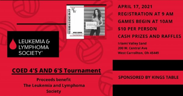 CoEd 4's and 6's Volleyball Charity Tournament