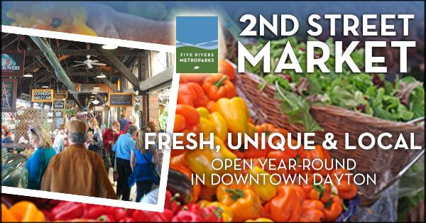 2nd Street Market Named Best Farmers Market In Ohio