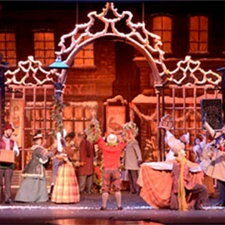 A Christmas Carol at Victoria Theatre
