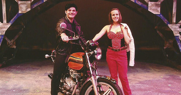 All Shook Up at La Comedia
