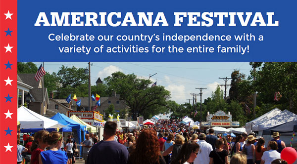 Centerville Americana Festival - canceled