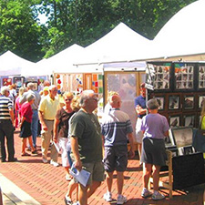 32nd Art on the Commons art festival - canceled
