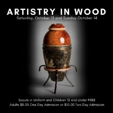 Artistry in Wood Show